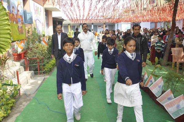 Republic Day Celebration 2014