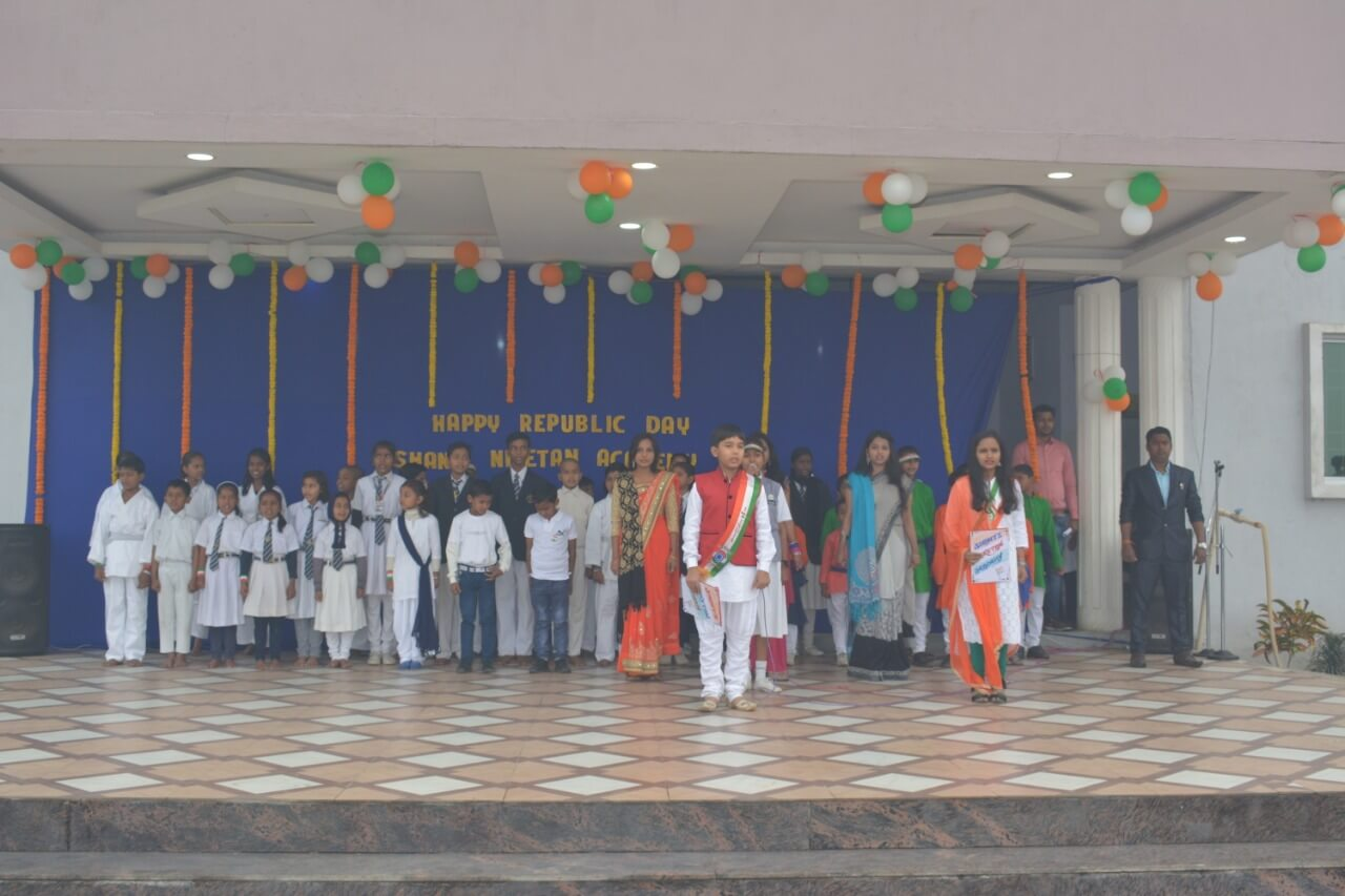 REPUBLIC DAY CELEBRATION 2019