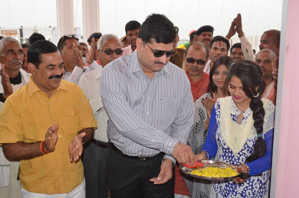 Inauguration Of Rauna Chakand Branch 8-03-2017