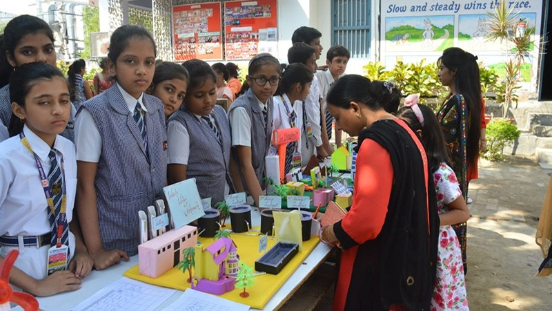 Science Exibition 2018